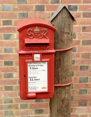 About Chiltern Antiques: THE source for genuine post boxes ...